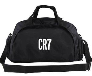 Saco de lona Cr7 Cristiano Ronaldo tote Cool C mochila jogador de futebol Novo exercício bagagem esporte ombro duffle Bandeira sling pack