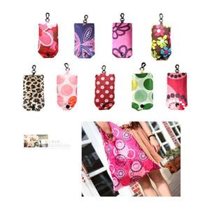1 pieces Portable folding shopping bag Large nylon Thick bags Foldable Waterproof Shoulder Bag Handbag Tote Free shipping