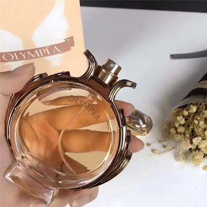 Top quqlity A +++ Parfum Rabanne Olympea déesse Aqua Parfum Intense Lady EDP 80ml Parfum Long Time Parfum Femme
