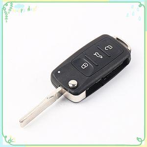 для Volkswagen Passat Tiguan Bora Jetta Golf 202ad складной пульт дистанционного ключа автомобиля чип