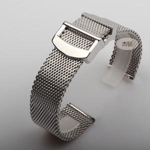 20mm 22mm En Acier Inoxydable Montre Montre Bracelet Bande Pour Portofino Portugieser Montres De Pilote Hommes bracelets en métal D'or