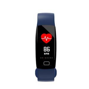 Blood Oxygen Monitor Smart Bracelet Blood Pressure Smart Watch Heart Rate Monitor Smart Wristwatch Fitness Tracker WatchFor Android iPhone