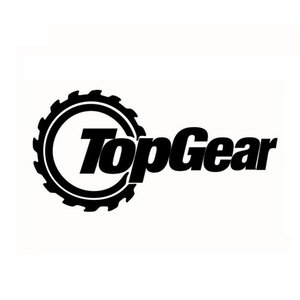 20*10CM TOPGEAR active style funny personalized car styling accessories sticker CA-110