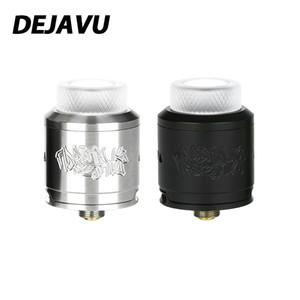 Atomiseur de réservoir DEJAVU RDA avec atomiseur de réservoir électronique de cigarette électronique à flux d'air inférieur à 4 tubes