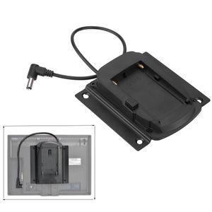 FEELWORLD 용 Lilliput 모니터 용 새 배터리 어댑터 버클 플레이트 Sony NP-F970 F550 F770 F970 F960 F750 배터리 용 모니터