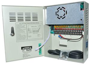 Камера CCTV коробки распределения электропитания порта 12V/20A 18 CH непрекращающийся