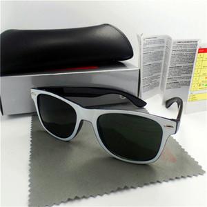 1PCS 2140 quality Brand Designer Fashion Men Sunglasses UV Protection Outdoor Sport Vintage Women Sun glasses Retro Eyewear With box and