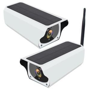 2MP 1080p wifi 태양 에너지 IP 네트워크 CCTV 보안 카메라 64 기가 바이트 TF 카드 H.264 IP 카메라