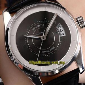 4 Renk Ucuz Yüksek Kalite IW326501 Siyah Tarih Dial Japonya Miyota Otomatik Hareketi Mens Watch Simli Durumda Deri Kayış Spor Saatler 03