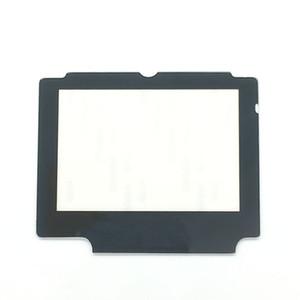 Стеклянный экран объектива ЖК-экран Защитная крышка объектива Защитная панель с клейкой лентой Запчасть для GBA SP Высокое качество FAST SHIP