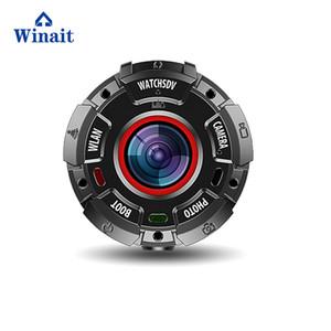 En gros sports de plein air action caméra étanche 30 mètres, full hd 1080 p enregistreur vidéo numérique montre caméra