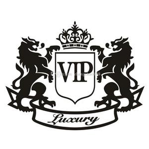 Lions vip luxury car body stickers classic gentlemen style CA-3011