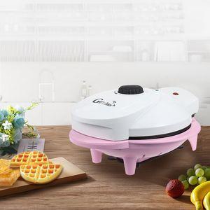 Casa Gustino Waffle Maker Automático Dupla Face Não-stick Máquina Waffle Waffle Mold Cozinha Bolo Assadeira 220 - 240 V NB