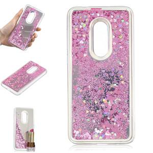 Capa para Alcatel 1X 5059 5059A 5059D Caso Quicksand flash Glitter Pó Espelho rígidos móveis casos de telefone Covers