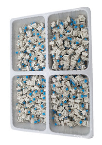 10pcs of solder Type Computer Mechanical keyboard switch button