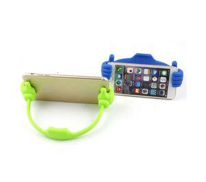 Держатель телефона кровать Thumb сотовый смартфон Tablet Аксессуар Mount Stand Поддержка Desk Desktop Таблица Стенты для IPhone Samsung HUAWEI Xiaomi