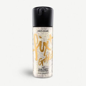 de alta calidad MC FIX Prep + Prime Goldlite Pinklite Shimmer Setting Spray Longinging Moisturizing Primer 100ml maquillaje facial