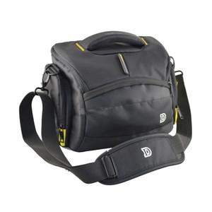 Etui appareil photo étanche pour Nikon D800 D810 D90 D3200 D3300 D3400 D7000 D7200 D750 D5500 D610 D600 avec dragonne anti-pluie