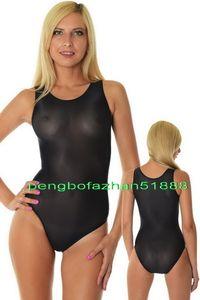 Mulheres Sexy Curto Spandex Trajes de Terno De Corpo De Seda Sexy 6 Cores Spandex Silk Suit Curto Catsuit Trajes Vestido Extravagante Partido Cosplay Terno P330