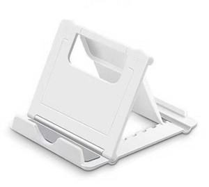 Pieghevole Supporto universale per scrivania Supporto per scrivania pieghevole Supporto pieghevole per iPhone iPad Samsung Tablet PC Smartphone multi colori