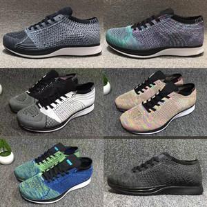 Üst Kalite Erkekler Kadınlar Casual Racer Blueberry Fıstık Lavanta Hafif Nefes Yürüyüş Spor Ayakkabı Sneake Koşu Ayakkabıları