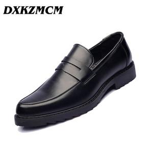 DXKZMCM мужчины платье искусственная кожа формальные бизнес оксфорды обувь Мужская для партии