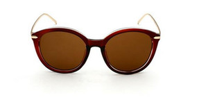 Top Quality New Fashion Sunglasses For Man Woman Eyewear Designer Brand Sun Glasses Matt Leopard Gradient UV400 Lenses b40