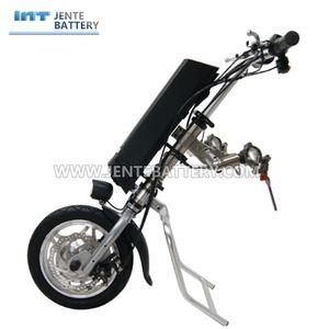 Livraison Gratuite 36v 250w bricolage électrique refit kit-fauteuil électrique traction tête 9ah lithium 18650 batterie + Chargeur + BMS