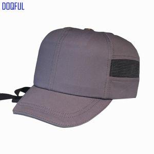 Approfondir la sécurité au travail Bump Cap Casque respirant Baseball Soudeur Hat Head Protection Anti-Caps en milieu de travail fracassant Casques d'équitation