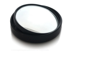 Car reflector rear view mirror small round mirror 360 degree adjustable wide angle rear blind spot reversing mirror