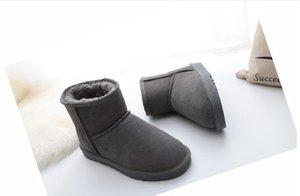 Женщины лодыжки snowboots мини гладкие плоские пены резиновые подошвы зимние теплые повседневные сапоги завод из первых рук цены так дешево !!!