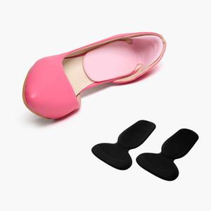 Soletta per cuscino scarpetta in silicone morbida per piedi, 1 paio di cuscinetti