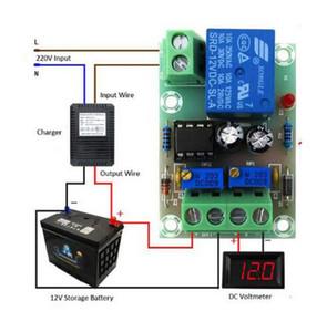 2 teile / los XH-M601 Batterie Lade Control Board 12 V Intelligente Ladegerät Netzteil Steuermodul Panel Automatische Lade / Stop P