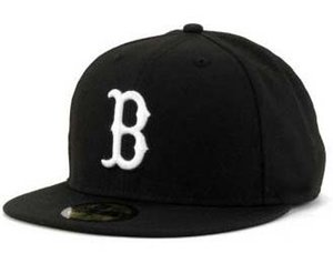 Cappelli con visiera Cappelli con visiera Cappelli con visiera piatta Misura cappucci con visiera Red Sox Team Chapeu Bone De Beisebol