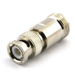 BNC Macho Para N Adaptador RF Coaxial Feminino BNC Para N Coaxial Jack Conector Adaptador RF