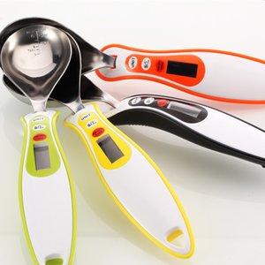 المصنع مباشرة الدقة ملعقة مقياس 300 جرام الإلكترونية قياس ملعقة عالية الدقة مقياس مطبخ مقياس التغذية 0.1 جرام