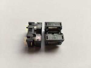 Wells-cti IC Test Soketi 652B016221111-002 SOP16P 1.27mm Pitch Soket içinde Yakmak