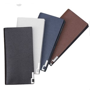 Fashion Man Wallets Zipper Brand Wallet Purse Male Clutch Long Purse Multifunction Big Capacity Bags Carteira