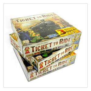 Juego de mesa Ticket To Ride Europe Juego de cartas divertidas También tenemos cartas contra los muggles y otros juegos de cartas