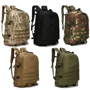 Military Tactical Backpacks Large Back Packs Assault Pack Bags Army MOLLE Bug Out Rucksack Outdoor Hiking Camping Trekking Hunting Daypack