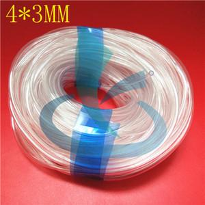50 mètres 4 * 3 mm 4x3mm bricolage Tube encre CISS pipeline CISS pour Epson / HP / Canon / Brother / Mimaki / Mutoh / Xuli accessoires CISS tuyau d'encre