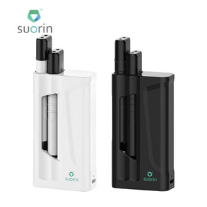 100% Original Suorin iShare Starter Kit 1400mAh Max Output 9W Twin e-Cigs intercambiabili in un kit