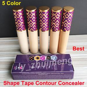 Top 5 Farben Formband Concealer Foundation Contour Gesichtscreme Makeup Kontur Concealer 10ml Medium Light Sand Fair Light Leicht