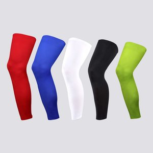 1 Pcs Sport Ciclismo Bike Leggings Protezione UV traspirante Outdoor Riding Running Sun Basket Safety Shin Guard Compression