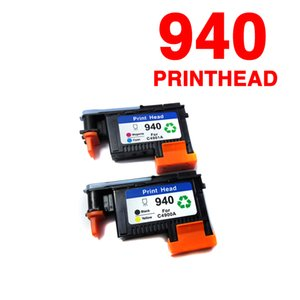 2 قطع hangsum متوافق ل hp940 رأس الطباعة ل 940 رأس الطباعة C4900A C4901A officejet برو 8000 8500