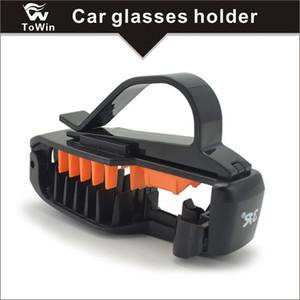 자동차 용 안경 보관함 Sun Visor, Universal Car Glasses 선글라스 홀더 보관 케이스 안경 보관함 Sunvisor 용 카드 소지자 Gla