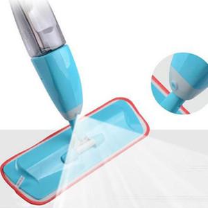 Nuevo Spray de agua Squeeze Magic Mops Limpieza del piso Multifuncional Poste de aluminio Microfibra Mop Herramientas de limpieza del hogar