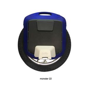 """GotWay Monster 22 """"Titan 2400WH Monociclo elettrico Equipaggiamento sportivo da esterno, velocità massima di 55KM / H +, durata della batteria 200KM +"""