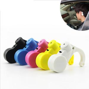 Dispositivo di sicurezza per autoveicoli Plastica Anti Sonno per dormire Sveglia utile Sveglia Nap Zapper Drowsy Black 2 08gl BB