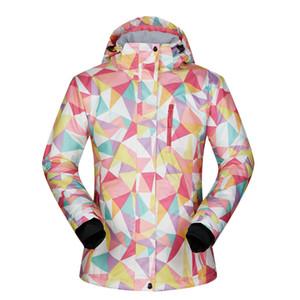 MUTUSNOW новое качество лыж зима Сноуборд куртка женщин ветрозащитный водонепроницаемый тепло Сноуборд пальто снег лыжи зимняя одежда